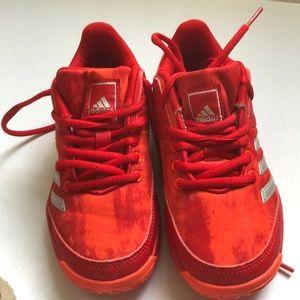 Adidas zapatos tenis poshmark Childrens Rojo